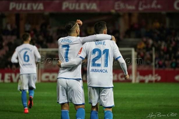 Granada 0 - Dépor 1