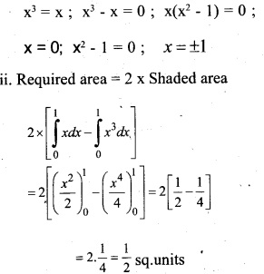 Plus Two Maths Chapter Wise Questions and Answers Chapter 8 Application of Integrals 71