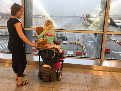 Flying to Mexico for our winter travel leg (jan 2019)