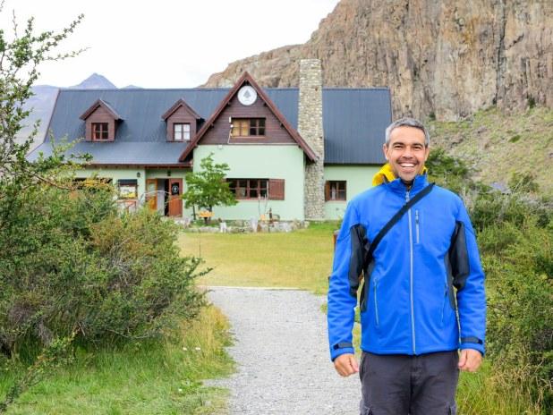 Parque Nacional en El Chaltén