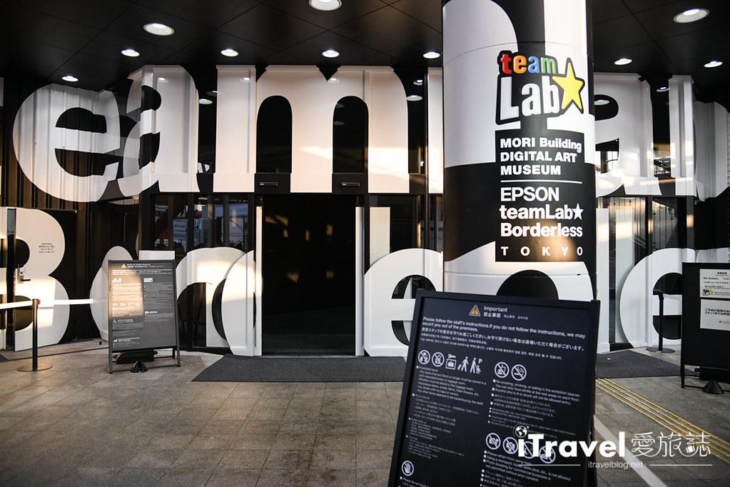 東京藝術展覽 teamLab Borderless (10)