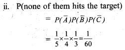 Plus Two Maths Chapter Wise Questions and Answers Chapter 13 Probability 14
