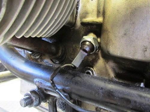 Oil Pressure Sender Wire