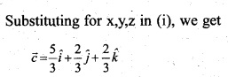 Plus Two Maths Chapter Wise Questions and Answers Chapter 10 Vector Algebra 34
