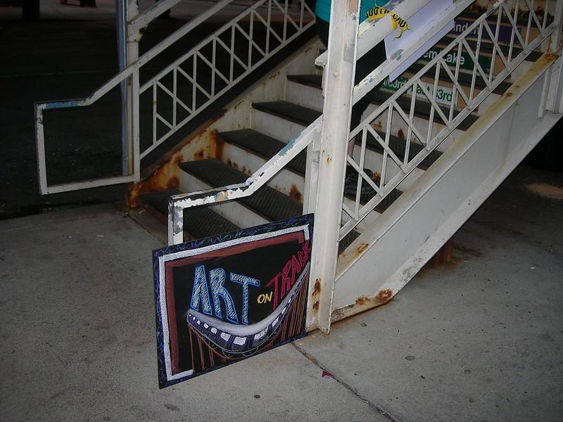 Art on Track