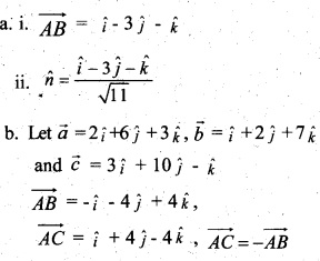 Plus Two Maths Chapter Wise Questions and Answers Chapter 10 Vector Algebra 19
