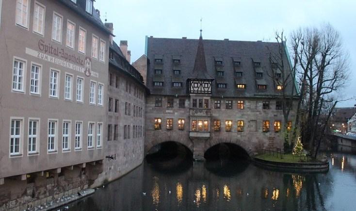 Heilig-Geist-Spital, Nuremberg, Germany