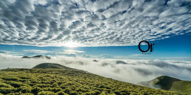南投登山景點 奇萊南華,清晨攻頂就為了陽光灑滿金色的高山草原,新手也能挑戰的百岳