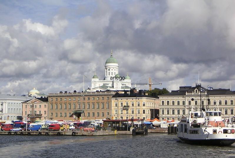 ヘルシンキ 港