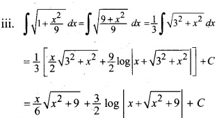 Plus Two Maths Chapter Wise Questions and Answers Chapter 7 Integrals 64