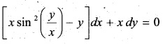 Plus Two Maths Chapter Wise Questions and Answers Chapter 9 Differential Equations 60