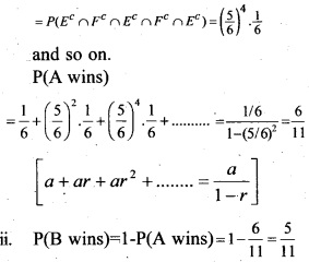 Plus Two Maths Chapter Wise Questions and Answers Chapter 13 Probability 28