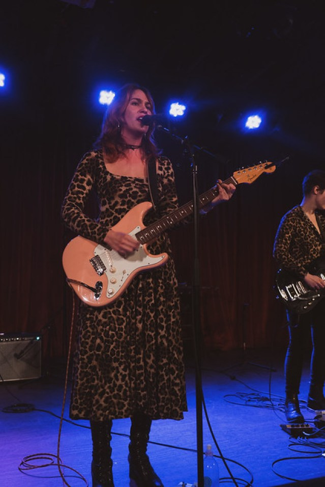 Alex Cameron + Lola Kirke