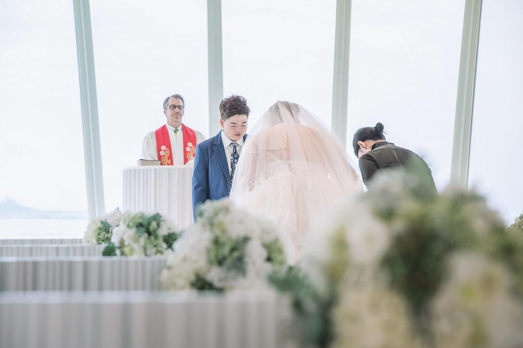 陽陽&嚕嚕 沖繩證婚 (41)