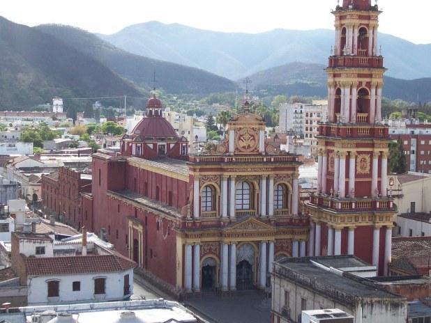 Iglesia de San Francisco de Salta