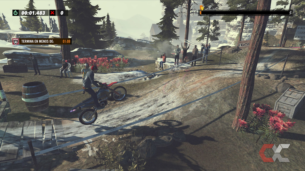 Trials Rising Review - OverCluster 02