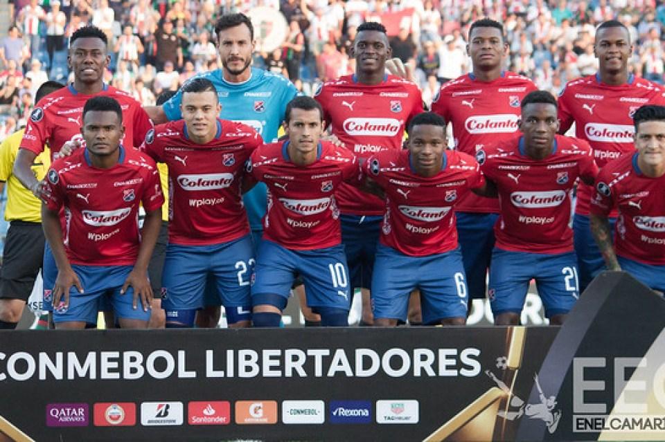 Palestino 1 - Independiente Medellin 1