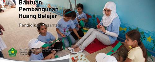 bantuan-ruang-belajar-pendidikan-pesantren