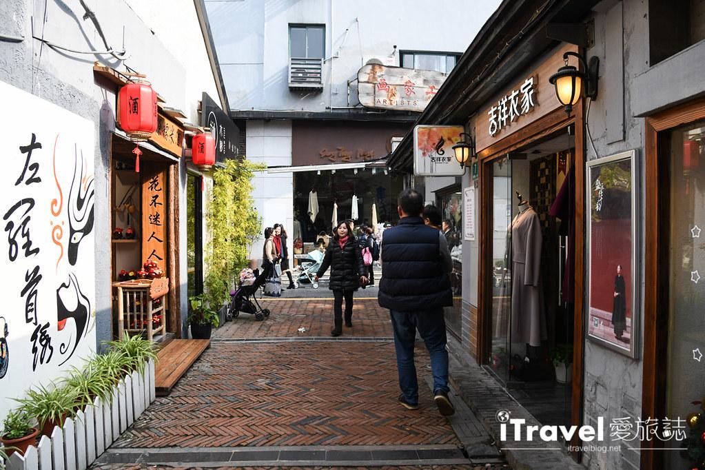 上海景点推荐 创意街区田子坊 (18)