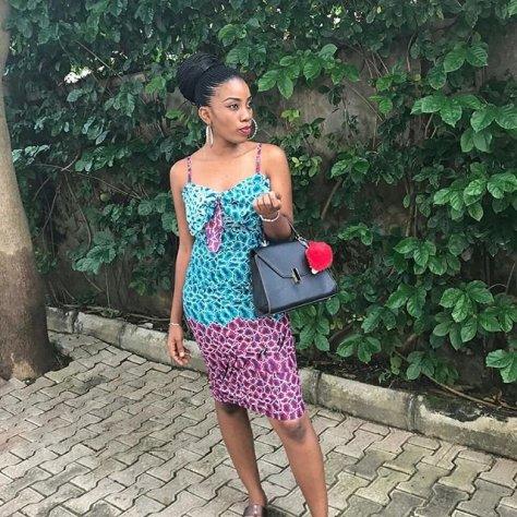 Ankara short juicy Gown hot 2019