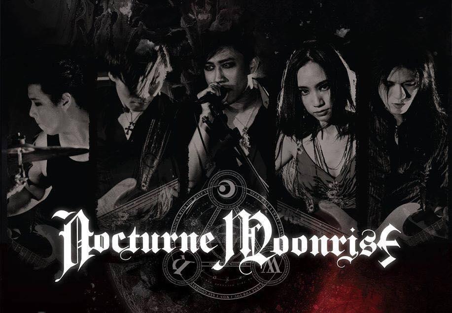 """台灣金屬樂團 Nocturne Moonrise 新曲發布 """"End of the War"""" 代言知名遊戲主題曲武士傳奇"""