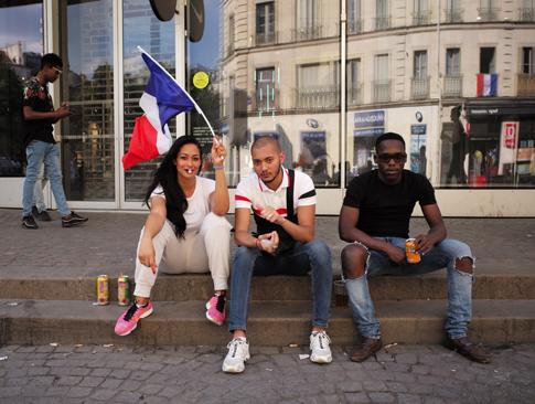 18g15 Francia campeona del mundo fútbol_0125 variante 1 Uti 485