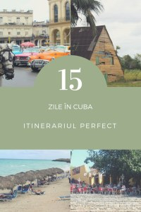 15 zile in Cuba - itinerariul perfect