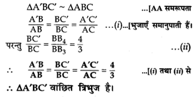 CBSE Sample Papers for Class 10 Maths in Hindi Medium Paper 4 S26.1