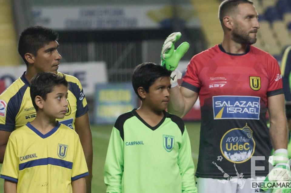 Universidad de Concepción 0 - Everton Viña del Mar 0