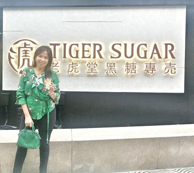 Top 5 things to know about Tiger Sugar milk tea PH