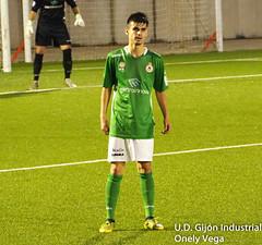 Club Siero 2-2 UD Gijón  Industrial