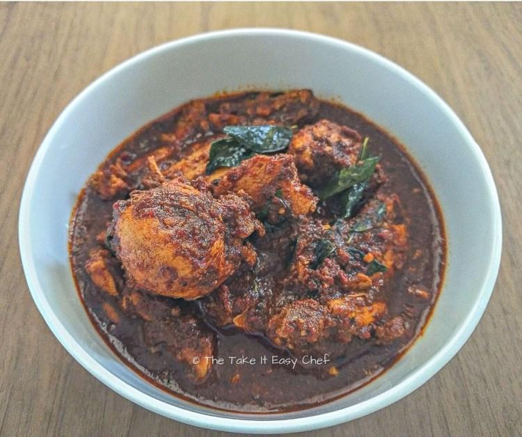 Chicken Pulimunchi Image