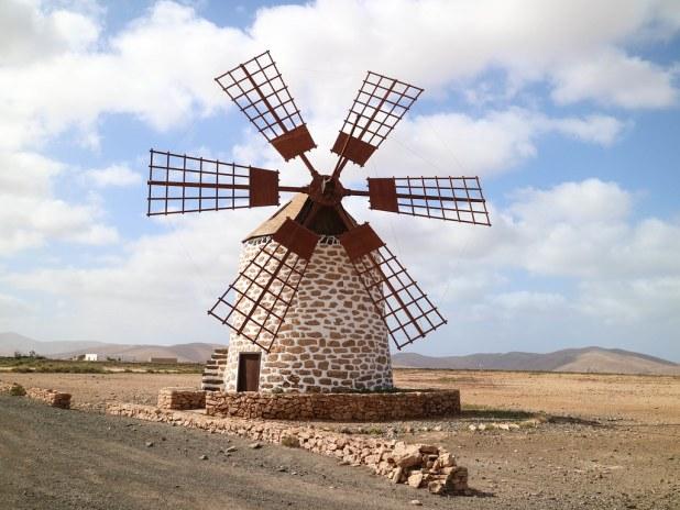 El mejor molino de Fuerteventura