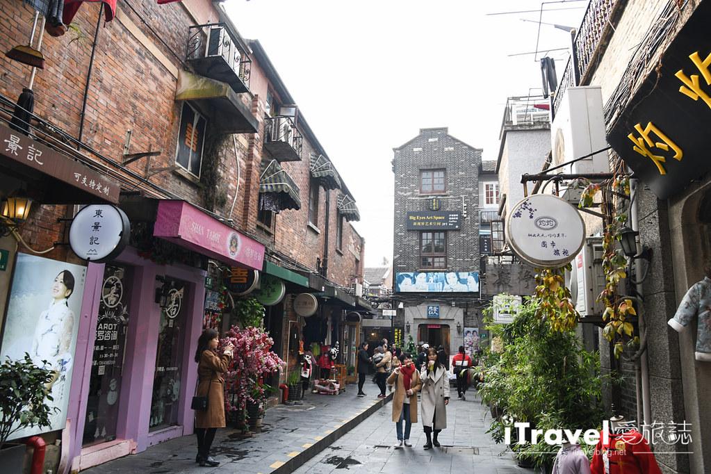 上海景点推荐 创意街区田子坊 (52)