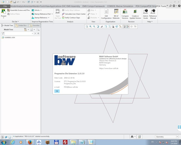 Download Ptc Creo Pdx 11 0 2 For Creo 2 0 5 0 Win64 Full