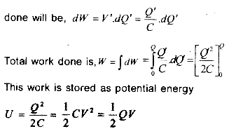 Plus Two Physics Notes Chapter 2 Electric Potential and Capacitance 24