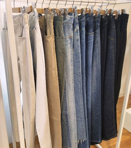 Uniqlo Spring Summer 2019 Jeans