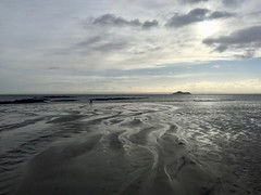 Saturday Morning on Kinghorn Beach