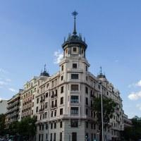 Barrio de Chamberí Madrid