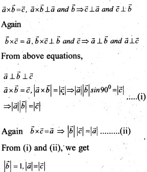 Plus Two Maths Chapter Wise Questions and Answers Chapter 10 Vector Algebra 35
