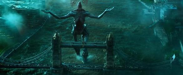 Hellboy - London Bridge