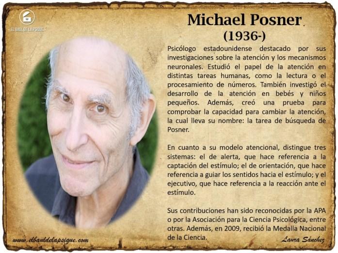 El Baúl de los Autores: Michael Posner