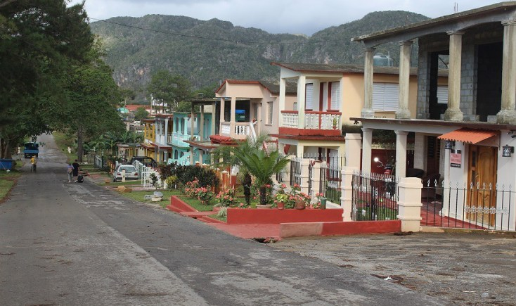 Street in Vinales