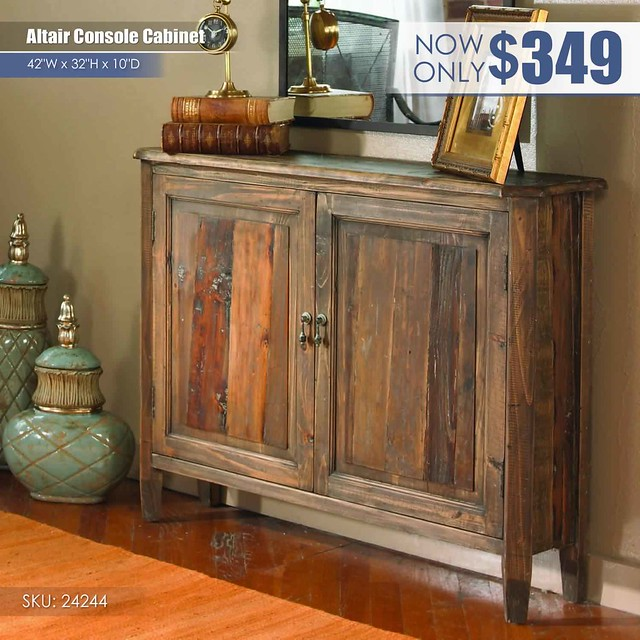 Altair Console Cabinet_24244
