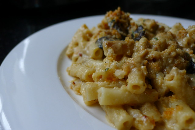 M&S Plant Kitchen cashew mac