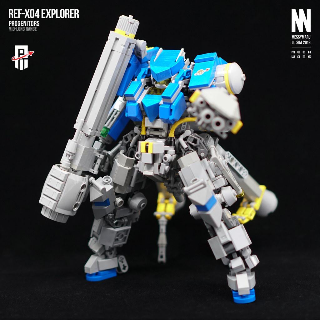 reF-X04 Explorer