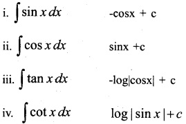 Plus Two Maths Chapter Wise Questions and Answers Chapter 7 Integrals 76