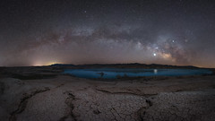 Stewarts Point Milky Way Pano