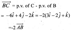 Plus Two Maths Chapter Wise Questions and Answers Chapter 10 Vector Algebra 4