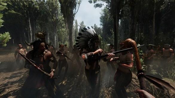 Heat - Indian Warfare